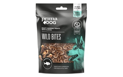Prima Dog Wild Bites rapea 100g silli
