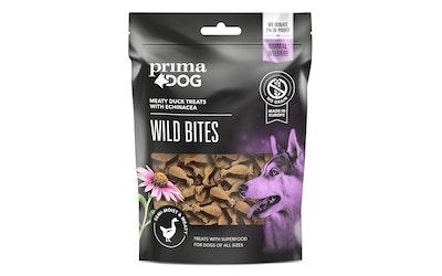 Prima Dog Wild Bites pehmeä 150g ankka