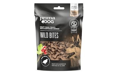 Prima Dog Wild Bites pehmeä 150g viiriäinen