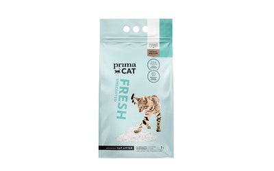 Primacat Fresh Unscented kissanhiekka 5l