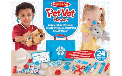 Pet Vet Play Set - Eläinlääkärisetti