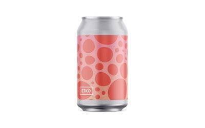 Etko Brewing Passionberry Haze Sour Ale 4,5% 0,33l