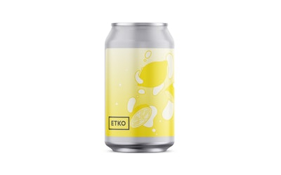 ETKO Lemon Glow Sour 5,0% 0,33l