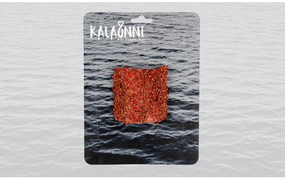 Kalaonni rosepippuri graavi lohiseläke 150g