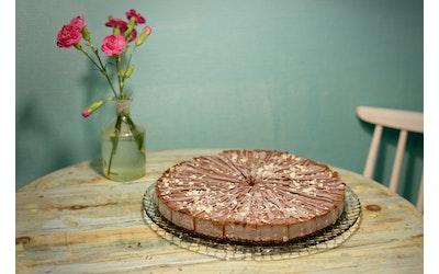 Makers suklaa raakakakku 3x1,7kg vegaaninen 20 palaa pakaste
