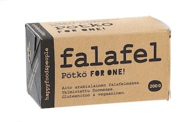 Happyfood raakapakastettu falafelmassa 200g pakaste