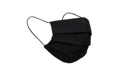 PureWaste kangasmaski musta