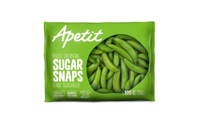Apetit sugar snaps pullea sokeriherne 300g pakaste