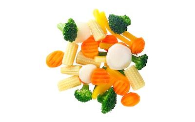 Apetit Wok Broccoli kasvissekoitus 1,5kg pakaste