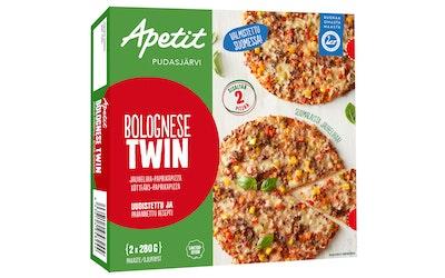 Apetit Pizza Bolognese Twin 2x280g pa