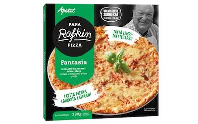 Papa Rafkin pizza fantasia 380g pakaste