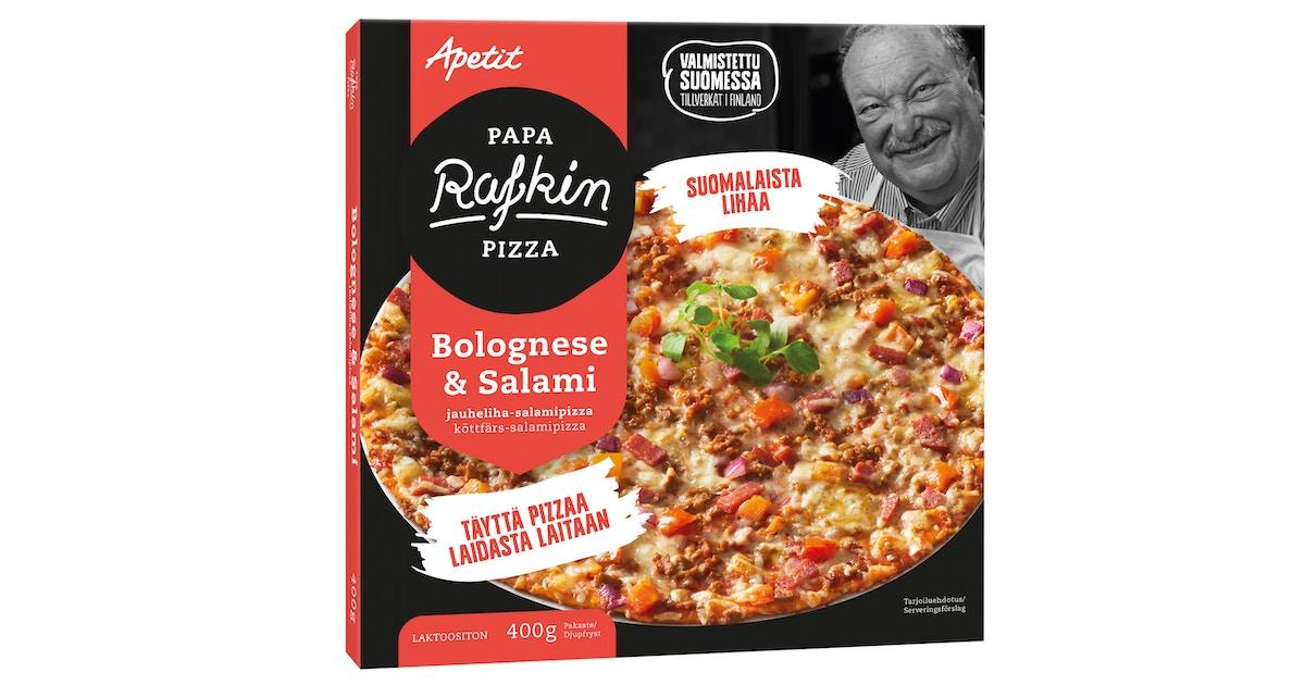 Papa Rafkin Pizza