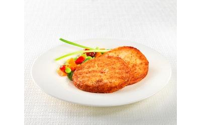 Apetit Porkkanapihvi kypsä (n. 56x60g) 3,4kg pakaste