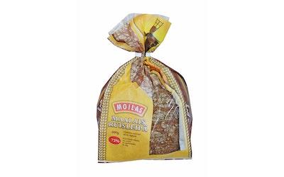 Moilas Maalaisruisleipa 600g viipaloitu ruisleipä