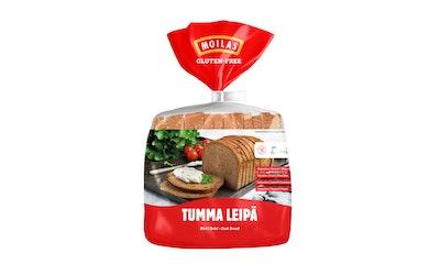 Moilas tumma leipä 600g gluteeniton, pakaste