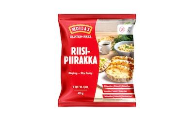 Moilas riisipiirakka 5kpl/425g gluteeniton