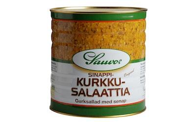 Sauvon Sinappikurkkusalaatti 3kg