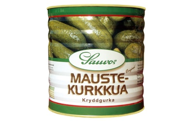 Sauvon Maustekurkkua 2,9/1,6 kg