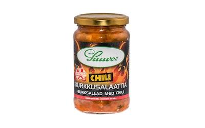 Sauvon chilikurkkusalaatti 360 g