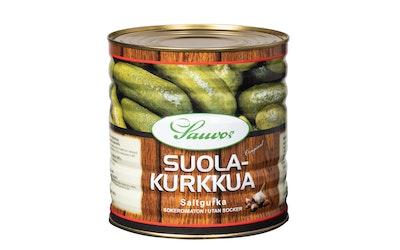 Sauvon Suolakurkkua 2,9/1,6 kg