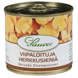 Sauvon Viipaloituja Herkkusieniä 250/150 g