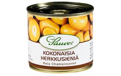 Sauvon Kokonaisia Herkkusieniä 250/150g