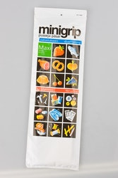 Minigrip maxi pakastepussi 6 kpl