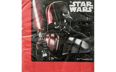 Star Wars lautasliina 33cm 20kpl