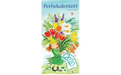 Perhekalenteri 2020 Pekkala H34