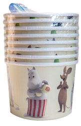 Jäätelökippo Moomin 8kpl