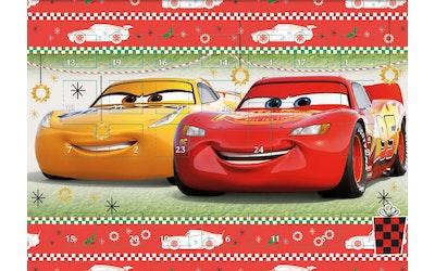 Joulukalenteri Disney Cars