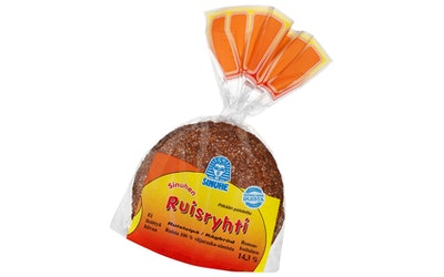 Sinuhe Ruisryhti 250g/ 3kpl ruisleipä