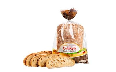 Perheleipuri Salonen Kotikylä Maalaisviipaleet 480 g moniviljaleipä