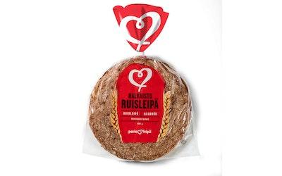 Porin leipä ruisleipä 400g halkaistu
