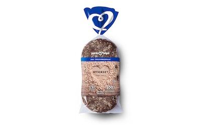 Porin leipä Hyvikset 100% 6/360g