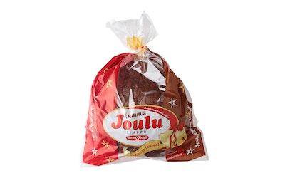 Porin leipä tumma joululimppu 550 g
