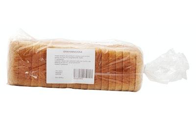 Porin leipä grahamvuoka 450 g viipaloitu