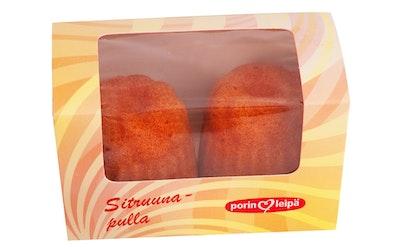 Porin leipä sitruunapulla 160g/2kpl