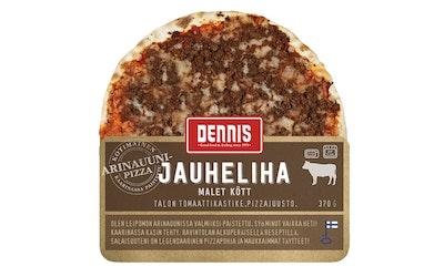 Dennis Jauhelihapizza 370 g