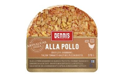 Dennis 370g Alla Pollo pizza
