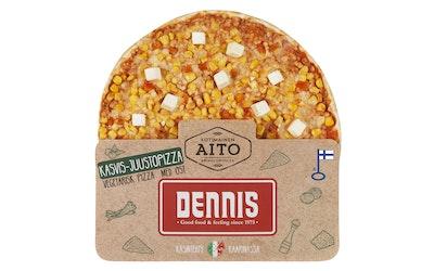 Dennis kasvis-juustopizza 370g