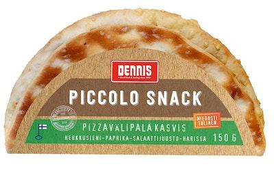 Dennis piccolo snack 150g kasvis