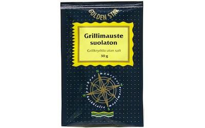 Golden Star grillimauste suolaton 30g