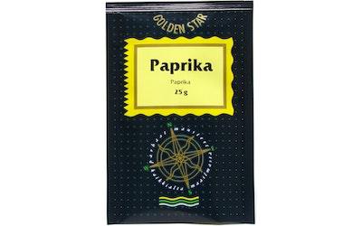 Golden Star Paprika 25g