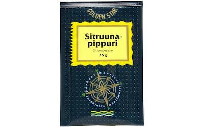 Golden Star sitruunapippuri 35g