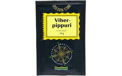 Golden Star viherpippuri 12g