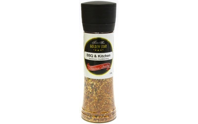 Golden Star BBQ & Kitchen 210g iso maustemylly