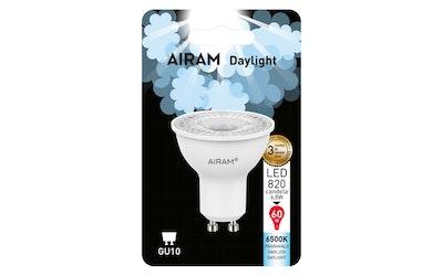 Airam led daylight kohdekupuinen GU10 6,8W 485lm