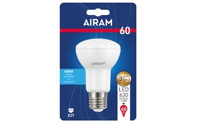 Airam led kohdekupuinen R63 E27 7,8W 630lm