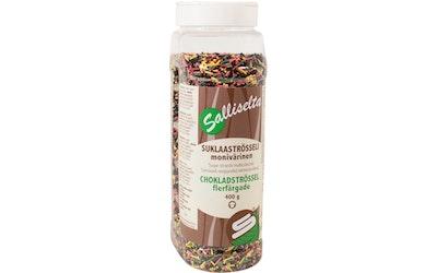 Sallinen suklaaströsseli 400g monivär